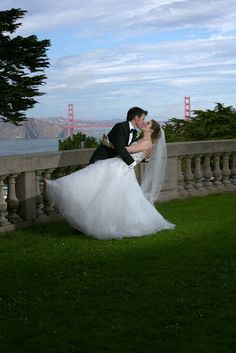 My fairytale wedding in San Francisco. Read more about it! http://tomorrowsomewhere.blogspot.com/2013/11/a-tale-of-two-weddings.html