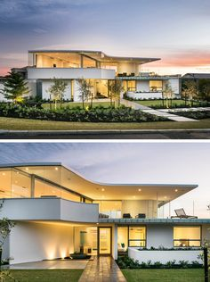 Architects Have Designed The City Beach House In Perth Australia