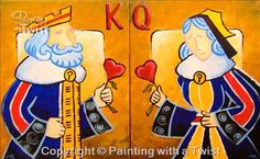 #PWAT #PaintingWithATwist Painting With A Twist Couples