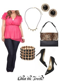 Plus Size Casual Fall Fashion | ... Fashion Tips, Celebrity Looks for Less: What to Wear: Plus Size Casual