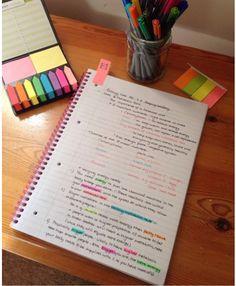 Estudos de hoje ☄️