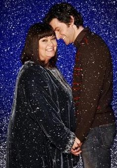 Love this one of Richard and Dawn French