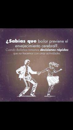 Baila y activa tu cerebro