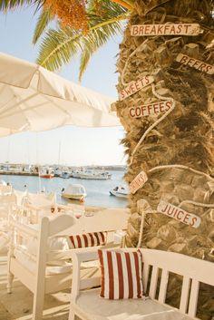 Summer in Paros, Greece