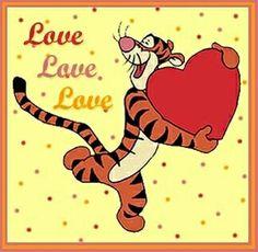 Love love love <3 Tigger :3