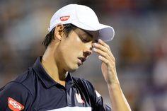 Kei Nishikori Photos - Rogers Cup Montreal - Day 4 - Zimbio