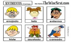 EMOTIONS ACTIVITY - Tweet TweetThis week we will be studying the words for Feelings in Spanish. I have made some picture cards and a little worksheet to help the kids remember the vocabulary. We are planning on going through magazines and finding pictures of people showing different emotions. We will review our vocabulary by saying the words in  [Read On]
