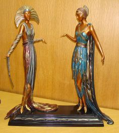 erte sculpture