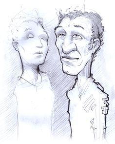 by yzorg on DeviantArt Sketching, Doodles, Deviantart, Sketches, Tekenen, Doodle, Doodle Art
