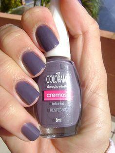 Nail polish: Desfecho, Colorama