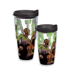Tervis® Zombies Brains Wrap Tumbler with Lid - BedBathandBeyond.com