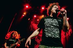 Voivod | Montreal Club Soda | Concert Photography | Bands Live | Steve Gerrard Photography | Music Photography | Concert photos