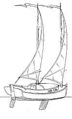 Sharpie on Pinterest | Chesapeake Bay, Cruiser Boat and Sailboat Plans