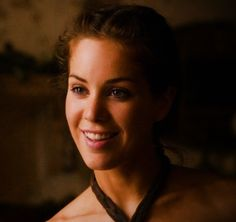 Doreah, a handmaiden of Daenerys Targaryen and a former bedslave