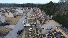 Fairburn Drone  Drone video from Fairburn of Storm Damage  279  FOX 5 Atlanta  UCjHWv2DU5-HLpogAAr386DQ  drone videos drone shots  source  drone videos #dronestagram #drones