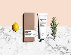 This Cosmetics Concept for an Organic Beauty Brand is Ultramodern #minimalist trendhunter.com