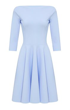 Wow Have a Look at This  vintage-style fit and flare dresses in fab figure-flattering cuts and colors!