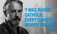 I'm going to use this line! Even though, I'm not catholic anymore...