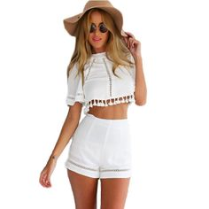 Two Piece Summer Oufit