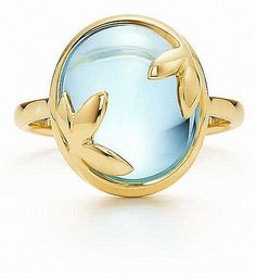 Emmy DE * Tiffany & Co. PALOMA PICASSO® Olive Leaf Ring