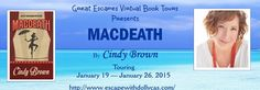 LibriAmoriMiei: Review: Macdeath by Cindy Brown