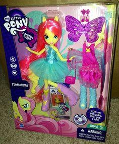 My Little Pony Equestrian Girl Fluttershy