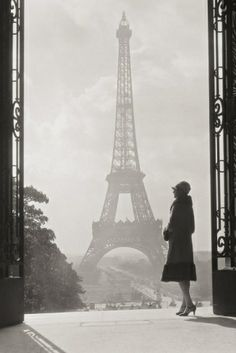 Paris, 1928. Reminds me of Midnight in Paris, which is perhaps one of my top ten favorite movies.