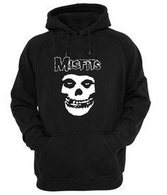 Misfits Hoodie #hoodie #hoodies #clothing #pullover #funnyhoodie