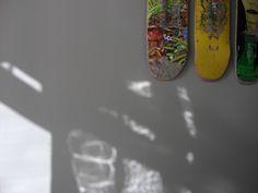 bedroom – morning light – skateboards Morning Light, Skateboards, Bedroom, Skateboard, Bedrooms, Dorm Room, Dorm, Skateboarding