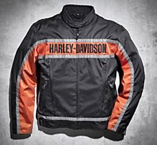 men's low gear nylon casual jacket $130.00 | harley-davidson san