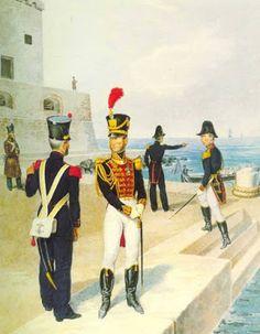 Marinai della Guardia Reale