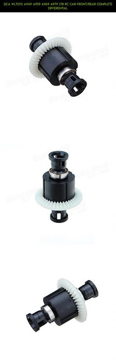 SICA Wltoys A949 A959 A969 A979 1/18 RC Car Front/Rear Complete Differential #racing #differential #products #camera #kit #fpv #wltoys #parts #plans #gadgets #drone #shopping #technology #tech
