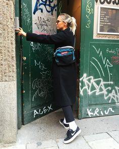 Ladies in streetwear: Natalie Karlsson