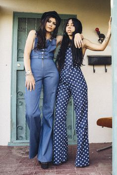 Easy Rider Overalls – THE CREATURES