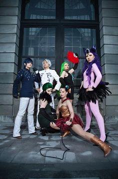 The Dark Moon Family (Sailor Moon)