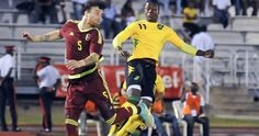 Jamaica vs Venezuela 2016 Copa America