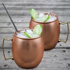 Buxxu Copper Made Cocktail Mugs Now Available In Singles And Couples Buxxu Copper Mugs- Only On Amazon.com $39.99 http://amzn.to/1L0ocsQ