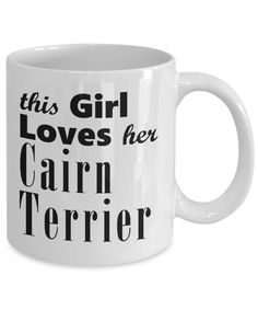 Cairn Terrier - 11oz Mug