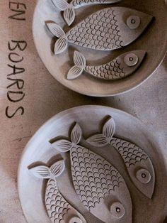 181 Best Pottery Fish Images Ceramic Art Ceramic