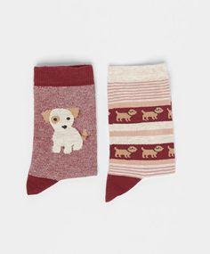 Puppy Socks #oysho #socks