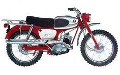 1965 Suzuki Hill Billy Trail 80