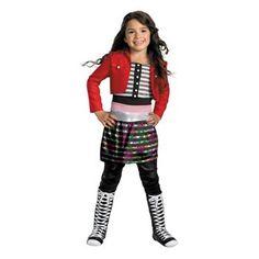 Disney Shake It Up Costume Rocky