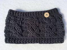 cache-cou Le Laurier, tube, foulard, neck de la boutique creationsEmilieetc sur Etsy