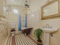 Old queenslander dalby bathroom wir ideas pinterest for Queenslander bathroom designs
