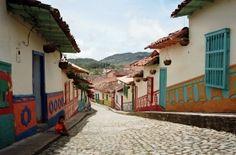 Paisajes De Medellin   Oriente antioqueño: paisajes verdes y pueblos mágicos