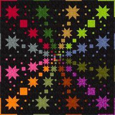 Star Burst Quilt