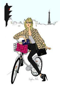 Paris en bici