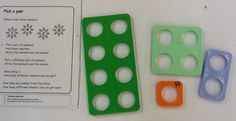 Solving Maths challenges for able pupils - supported by Numicon