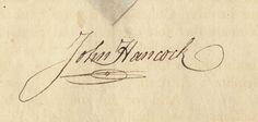 Signature- the distinctive identification symbol for a business. Trey Hudson. Chap 20 vocab