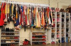Closet Pequeno e barato: 57 fotos com modelos incríveis!!!                                                                                                                                                     Mais